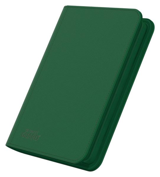 4-Pocket ZipFolio XenoSkin™ Green