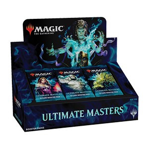 Ultimate Masters - Booster Display (ENG)