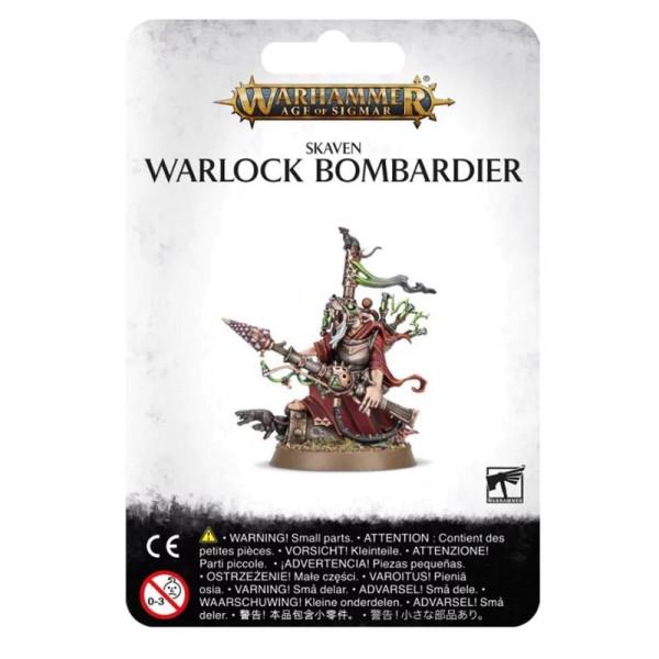SKAVEN WARLOCK BOMBARDIER (90-25)