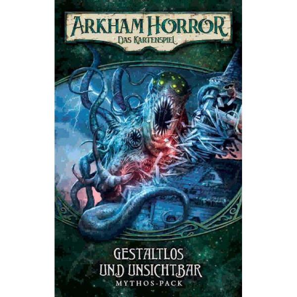Arkham Horror: LCG - Gestaltlos und Unsichtbar Mythos-Pack (Dunwich-4)