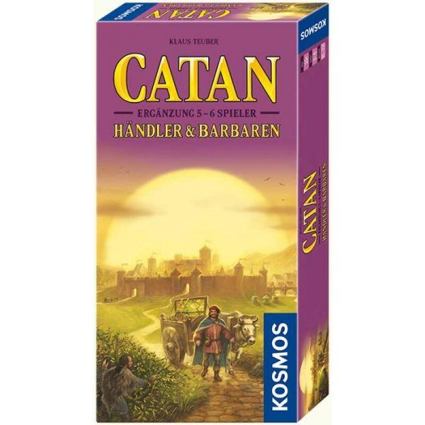 Catan - Händler & Barbaren Ergänzung für 5-6 Spieler