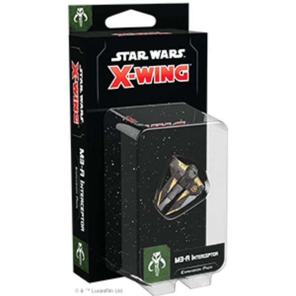 Star Wars: X-Wing 2.Ed. - M3-A-Abfangjäger