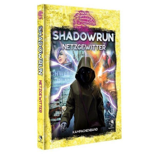 Shadowrun 6: Netzgewitter (Hardcover)