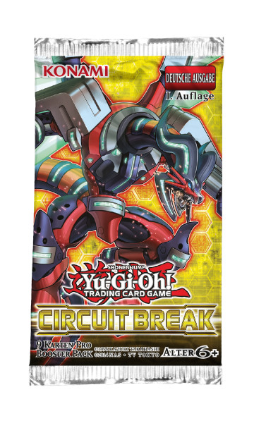 Circuit Break - Booster (DEU) 1. Auflage
