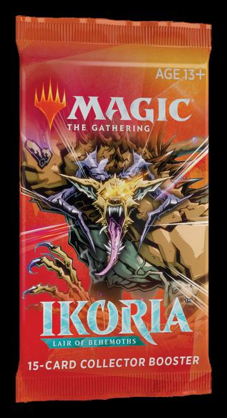Ikoria Lair of Behemoths - Collector Booster (ENG)