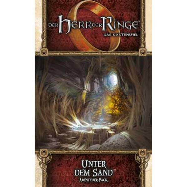 Herr der Ringe: LCG - Unter dem Sand Abenteuer-Pack (Haradrim-3)