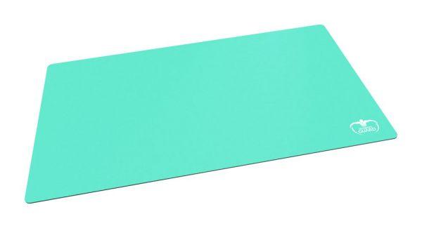 Spielmatte Monochrome Türkis 61 x 35 cm