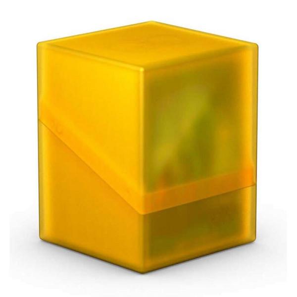 Boulder Deck Case™ 100+ Standard Size Amber