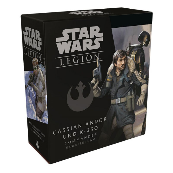 Star Wars: Legion - Cassian Andor