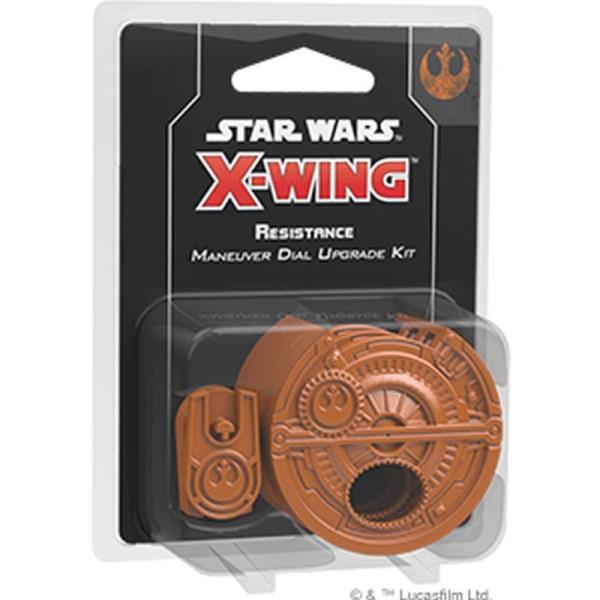 Star Wars: X-Wing 2.Ed. - Resistance Maneuver Dial Upgrade Kit