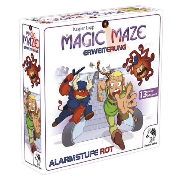 Magic Maze: Alarmstufe Rot