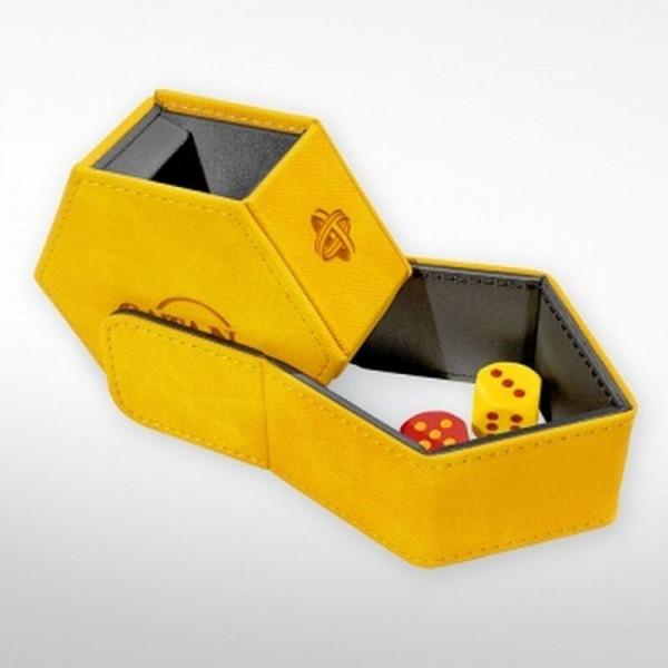 Gamegenic - Catan Hexatower - Yellow