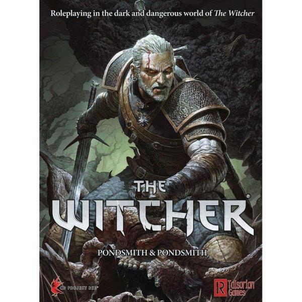The Witcher Grundregelwerk 3. Auflage