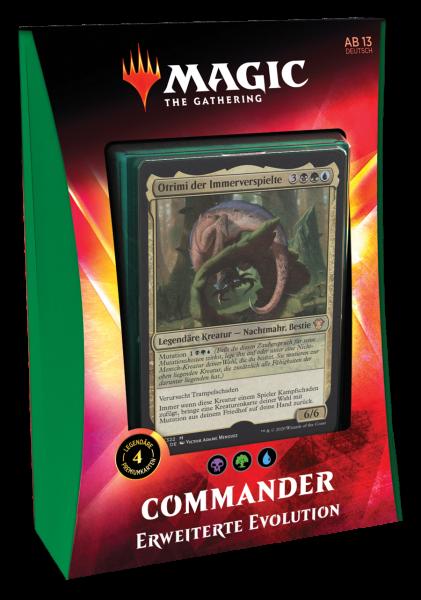 Commander Ikoria - Erweiterte Evolution (DEU)