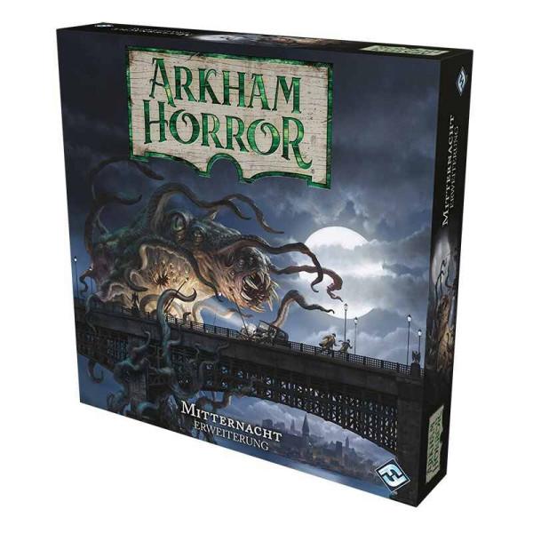 Arkham Horror 3.Ed. - Mitternacht
