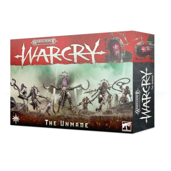 WARCRY: THE UNMADE (111-12)
