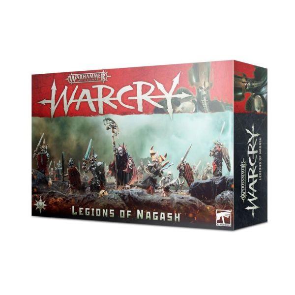 WARCRY: LEGIONS OF NAGASH (111-66)