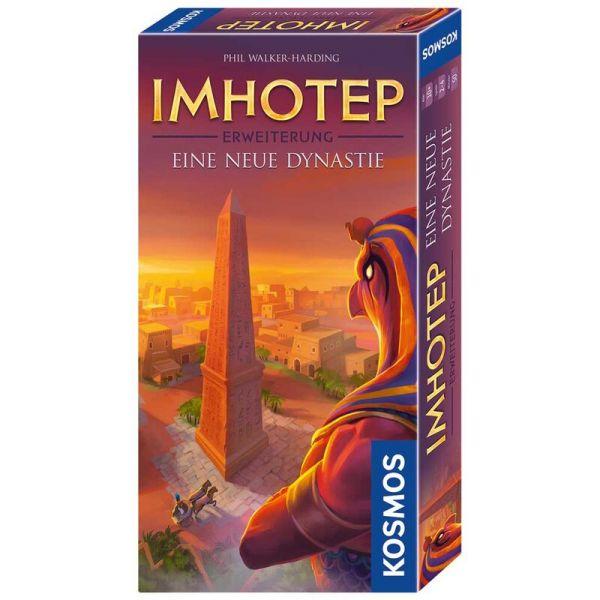 Imhotep - Die Erweiterung