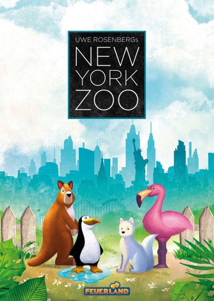 New York Zoo (deutsch)