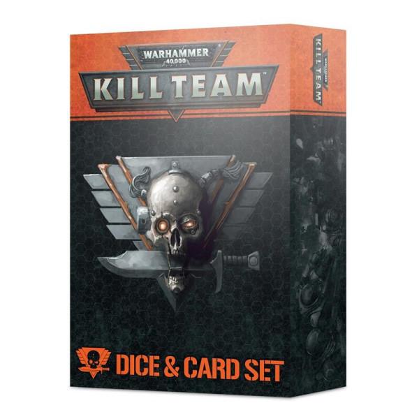 KILL TEAM: DICE & CARD SET (102-68)