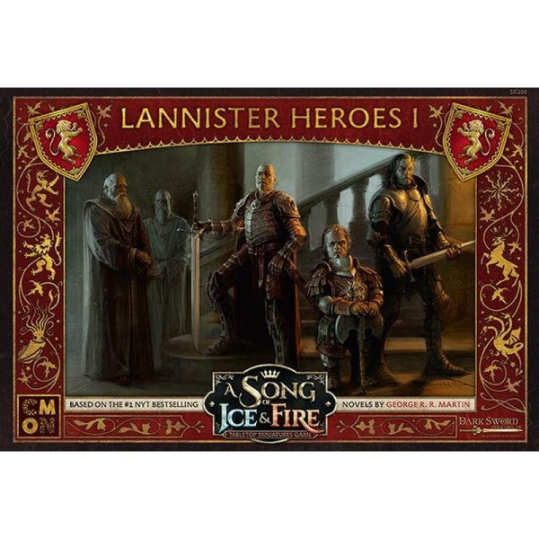 A Song of Ice & Fire - Lannister Heroes 1