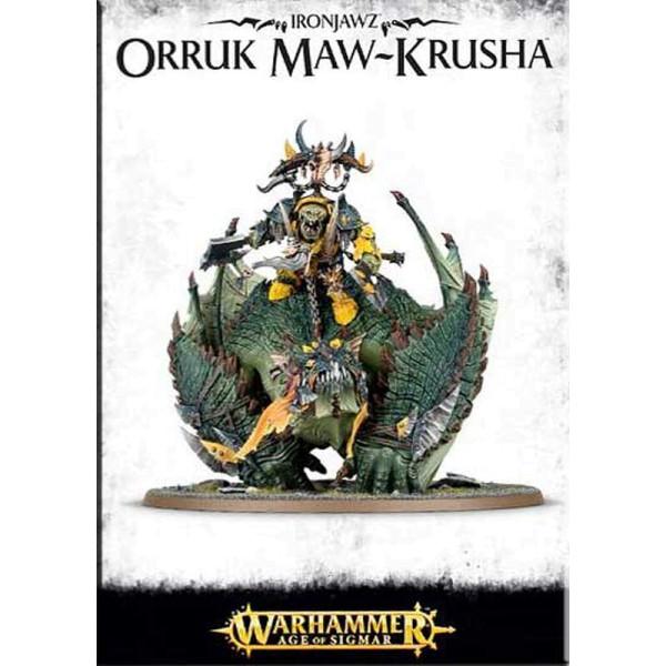 IRONJAWZ ORRUK MAW-KRUSHA (89-25)
