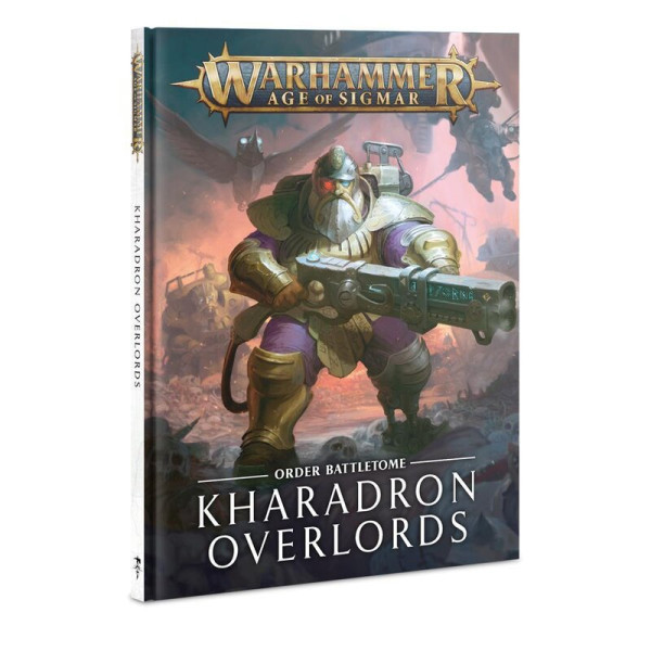 BATTLETOME: KHARADRON OVERLORDS (HB) ENG (84-02)