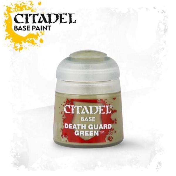 BASE: DEATH GUARD GREEN (12ML) (21-37)