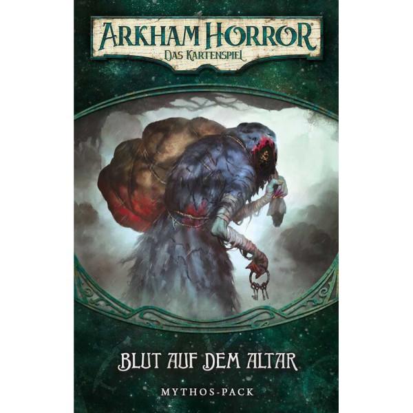 Arkham Horror: LCG - Blut auf dem Altar Mythos-Pack (Dunwich-3)