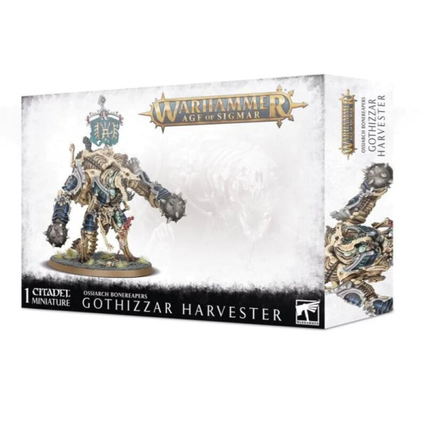 OSSIARCH BONEREAPERS GOTHIZZAR HARVESTER (94-29)