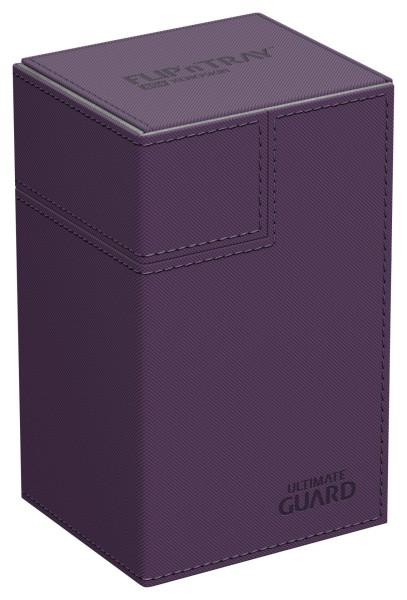 Flip´n´Tray Deck Case 80+ Standard Size XenoSkin™ Purple