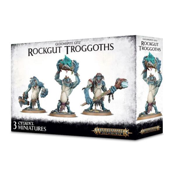 GLOOMSPITE GITZ ROCKGUT TROGGOTHS (89-33)