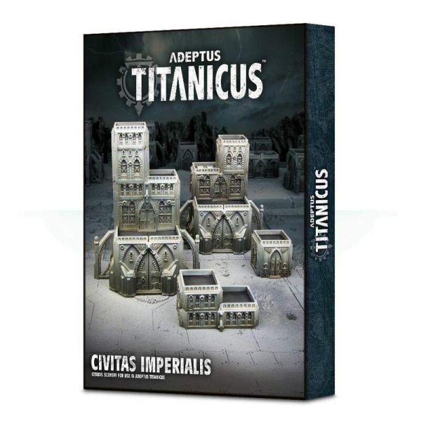 ADEPTUS TITANICUS CIVITAS IMPERIALIS (400-10)