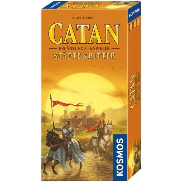 Catan - Städte & Ritter 5-6 Spieler