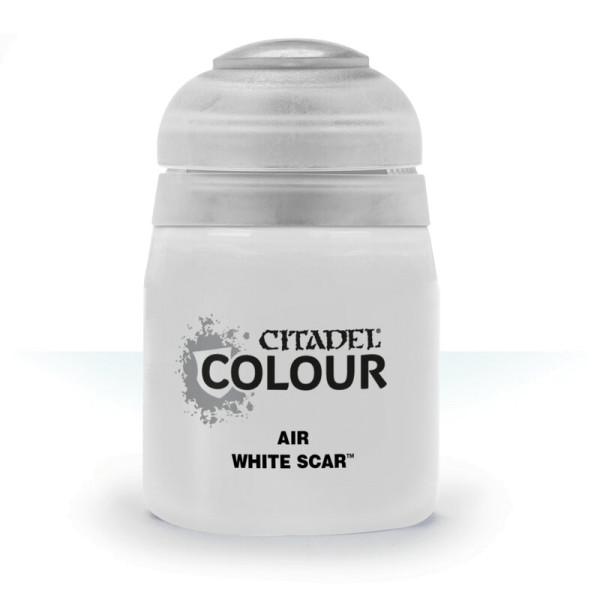 AIR: WHITE SCAR (24ML) (28-46)