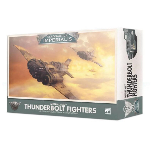 A/I: IMPERIAL NAVY THUNDERBOLT FIGHTERS (500-12)