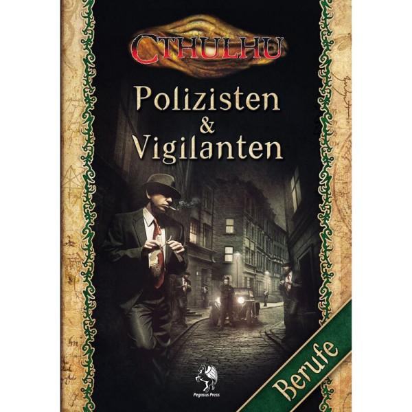 Cthulhu: Polizisten & Vigilanten (Softcover)