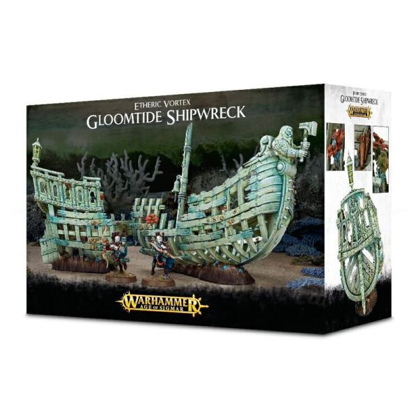 ETHERIC VORTEX: GLOOMTIDE SHIPWRECK (64-17)