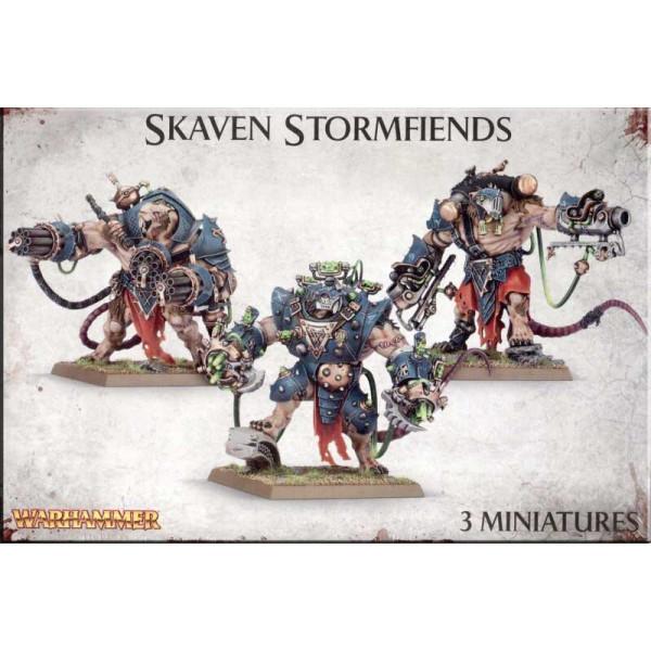 SKAVEN STORMFIENDS (90-17)
