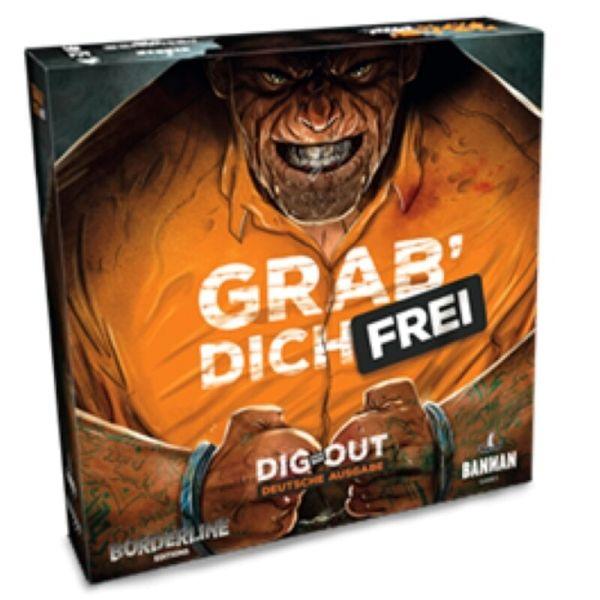 Borderline Editions Grab Dich Frei