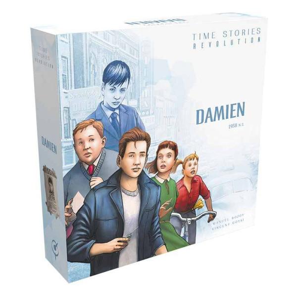 """T.I.M.E Stories Revolution - Szenario """"Damien"""""""