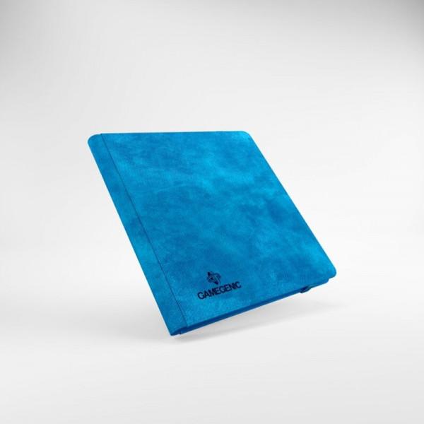 Gamegenic - Prime Album 24-Pocket Blue