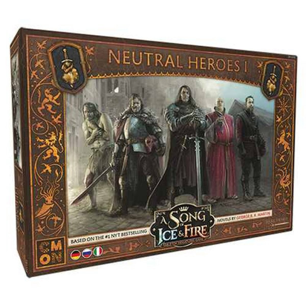 A Song of Ice & Fire - Neutral Heroes 1