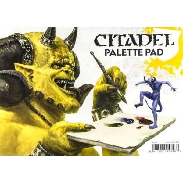 CITADEL PALETTE PAD (60-36)