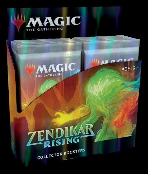 Zendikar Rising - Collectors Booster Display (ENG)