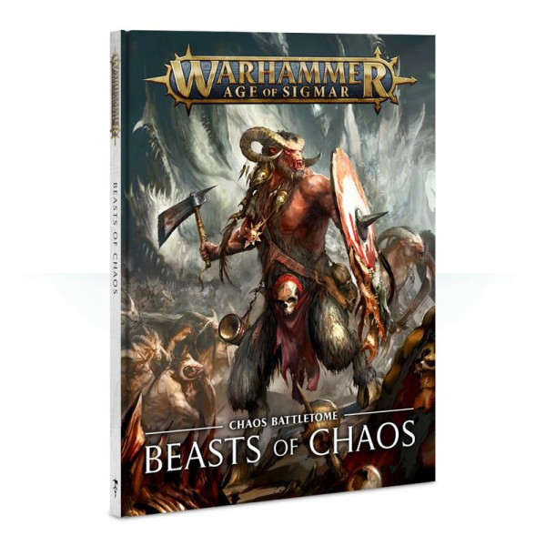 BATTLETOME: BEASTS OF CHAOS (HB) (ENG) (81-01-60)