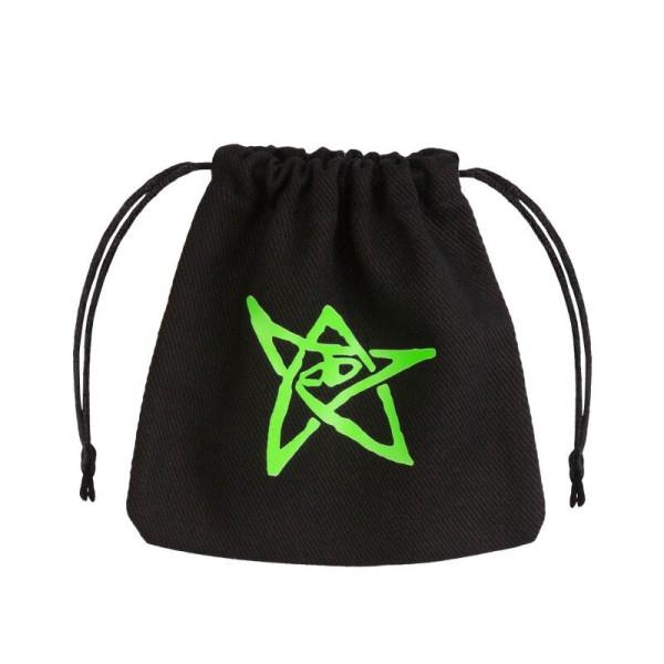 Dice Bag Cthulhu Black