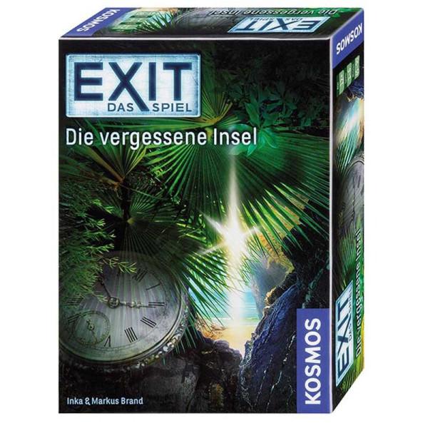 EXIT - Die vergessene Insel (Fortgeschrittene)