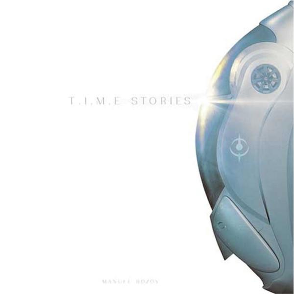 T.I.M.E Stories - Grundspiel + Asylum