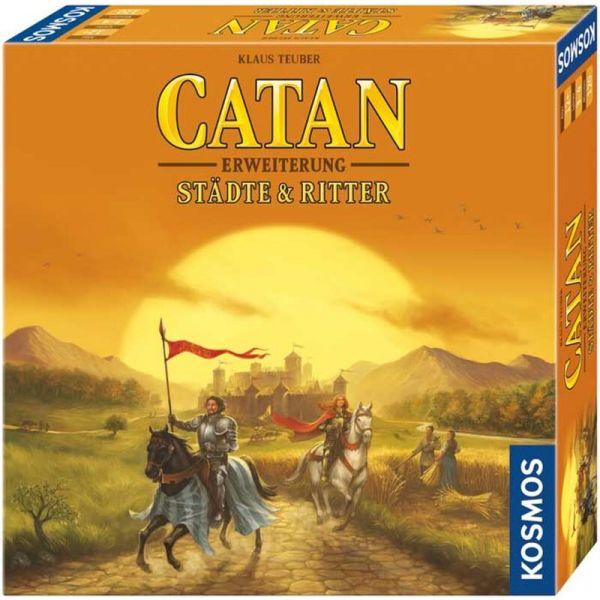 Catan - Städte & Ritter 3-4 Spieler